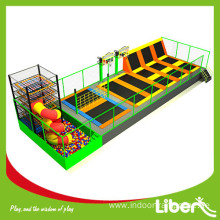 indoor big fun trampoline places