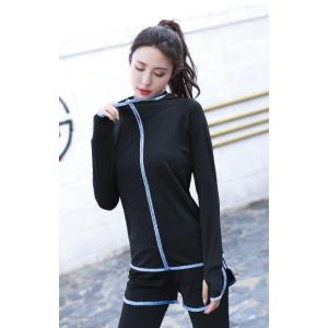 Thickened breathable sports T-shirt sets