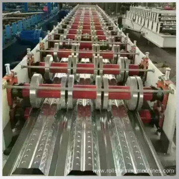 building floor bearing plate roll forming machine