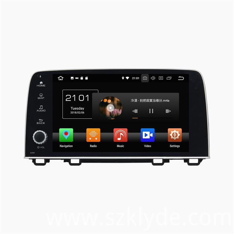 CRV 2017 Radio Audio Headunit