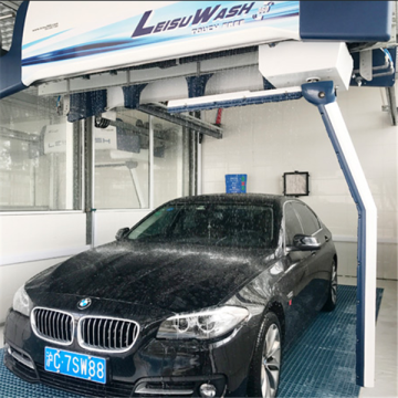 Leisuwash 360 touchless car wash machine automatic