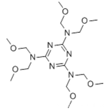 2,4,6-TRIS[BIS(METHOXYMETHYL)AMINO]-1,3,5-TRIAZINE CAS 3089-11-0