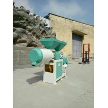 corn peeling flour machine