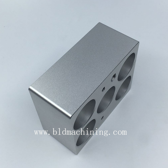 CNC Milling Machining Aluminum For Laboratory Instruments