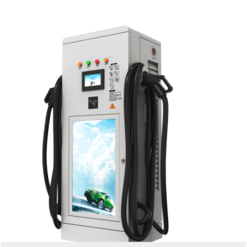 Purchasing for Fast Car Charger OEM/ODM 80KW double gun DC Charger export to Anguilla Manufacturer