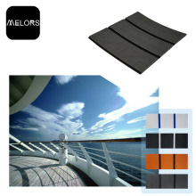 Dark Grey + Black Color Marine EVA Foam Boat Flooring