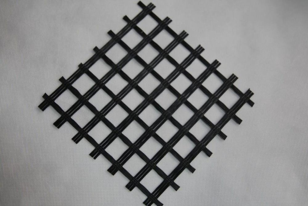 Asphalt Pavement Coated Glassfiber Geogrid