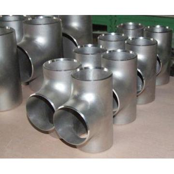 Nature Surface Sch40 Carbon Steel Seamless Reducing Tee