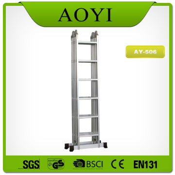 Hot sale aluminum folding ladder