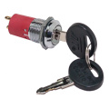 UL Electric 16mm Security key Switches