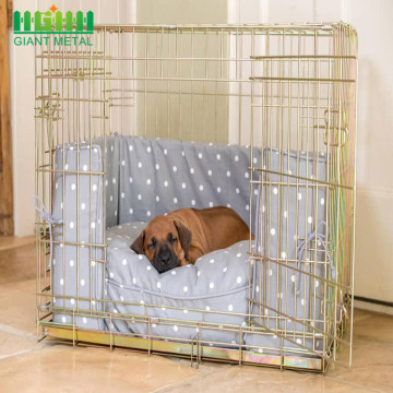 Pet Crate Metal Dog Cage For Good Useful