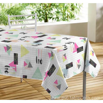Printed Tnt Tablecloth by Pieces