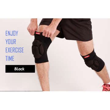 Hygroscopic and perspiration high elasticity knee brace