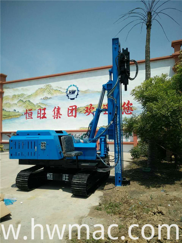 hydraulic pile driver (2)