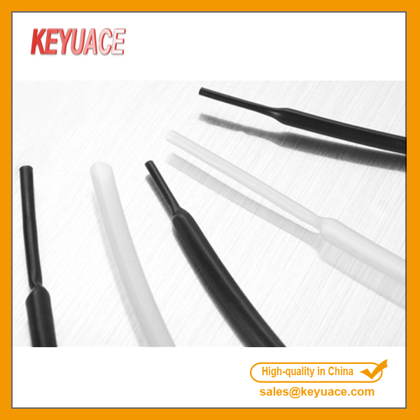 PVDF High Tempartur Resistant Heat shrink tubing