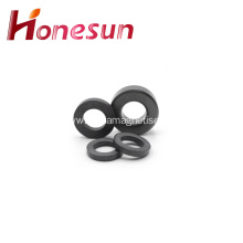 Y30BH Large Ferrite Ring Magnet For Loud Speader