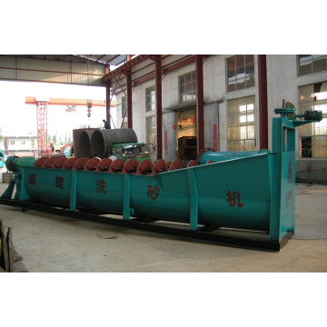 Small Power Dissipation Spiral Sand Washing Machine Price