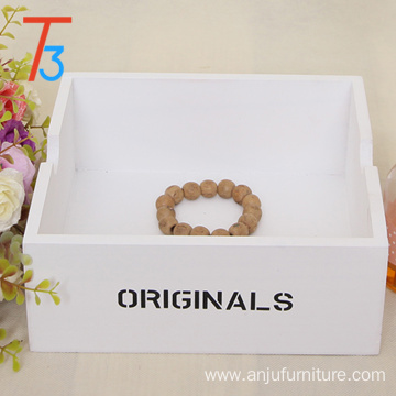 OEM/ODM for Customize Logo Box home decorative vintage colorful wooden storage box export to Germany Wholesale