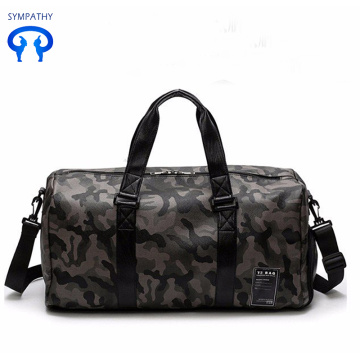Carry a men's and women's gym bag