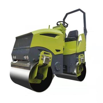 EPA certified Mini road roller compactor for sale