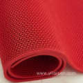 S shower mat shape PVC floor