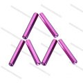 I-M3 anodised Hex Aluminium Spacer ye-RC