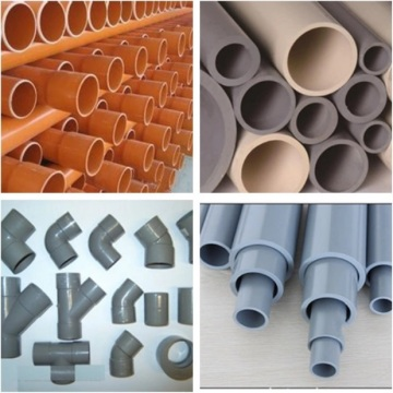 Factory supplies CPVC Resin For Pipe