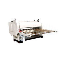 Single Cutting carton Machine