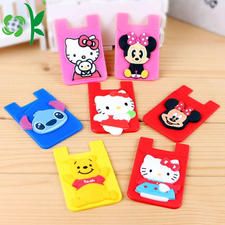 3d Cute Card Holder
