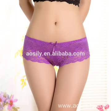 good quality sexy women's underware panties 7586