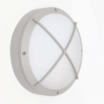 IK10 IP66 20w Round LED Bulkhead Light