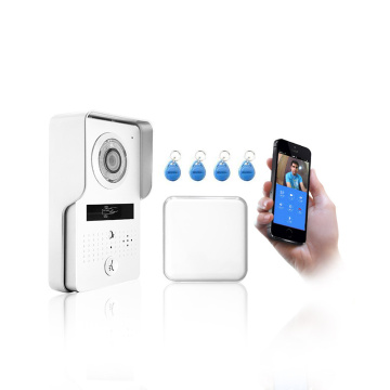 WIFI Wireless Intercom With Camera