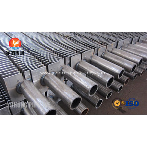Personlized Products for  A192 SMLS Carbon Steel H Fin Bolier Square Fin Tube export to Mexico Exporter