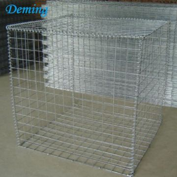 3mm Welded Stone Wire Mesh Galvanized Gabion Fence
