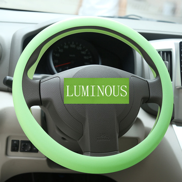 Car Interior Accessories Auto Silicone Steering Wheel Covers