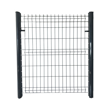 3D Wire Mesh Fence Panel Welded Mesh Industrial Fence