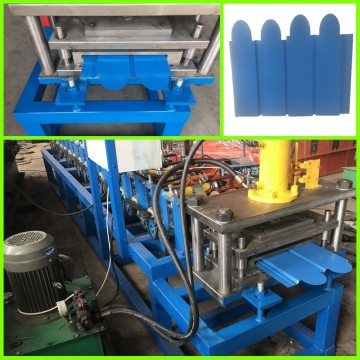 Decorative Metal Wall Panel Roll Forming Machine