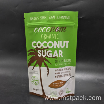Coconut Sugar Packaging Doypack