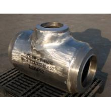 Pipeline Galvanized Carbon Steel Equal Tee