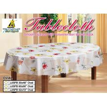 Tnt Tablecloth with Scallop Edge