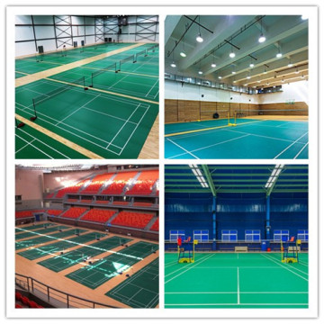 Customized sports floor pvc