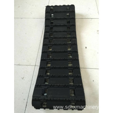 Rubber tracks for RG15 excavator rubber track