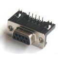D-SUB PCB Female Dual Row Right Angle 8.08mm