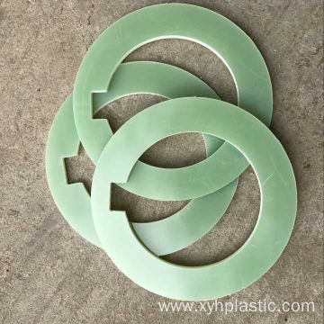 Fiber Glass FR4 insulation spacer CNC machining part