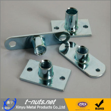China for Metal Fasteners Stamped Parts Precision Steel Stamping Parts export to Netherlands Antilles Manufacturer