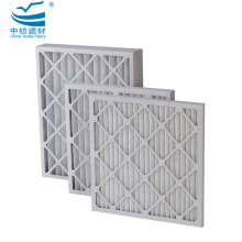 Factory wholesale price for Pre Air Filter Material Washable Merv 8 Air Filter Material For Ahu export to Italy Factory