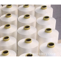 Fil polyester polyester texturant cationique