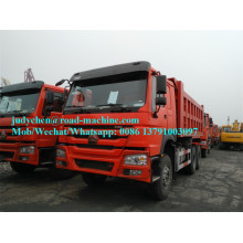 OEM for Mine Dump Truck,Mining Heavy Dump Truck,Construction Dump Truck Manufacturer in China Sinotruk Howo 6x4 336hp 25ton Dump Truck ZZ3257N3647 supply to Suriname Factories