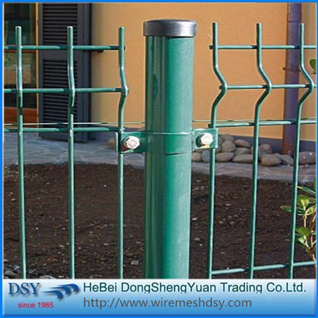 V Bending Perimetral Fence For Airport