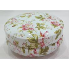 China for Tea Tin Box,Health Tea Tin Can,Metal Tea Tin Can Manufacturers and Suppliers in China Creative flower color Tea Can supply to France Factories